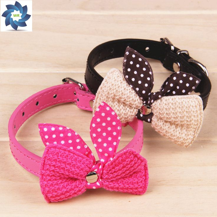 Bowknot Adjustable Leather Dog Cat Bow Tie Collar Cute Puppy Necktie Accessory Wedding Bowtie 6colours Collar For small Dog Cat // FREE Shipping //     Buy one here---> https://thepetscastle.com/bowknot-adjustable-leather-dog-cat-bow-tie-collar-cute-puppy-necktie-accessory-wedding-bowtie-6colours-collar-for-small-dog-cat/    #lovecats #lovepuppies #lovekittens #furry #eyes #dogsitting