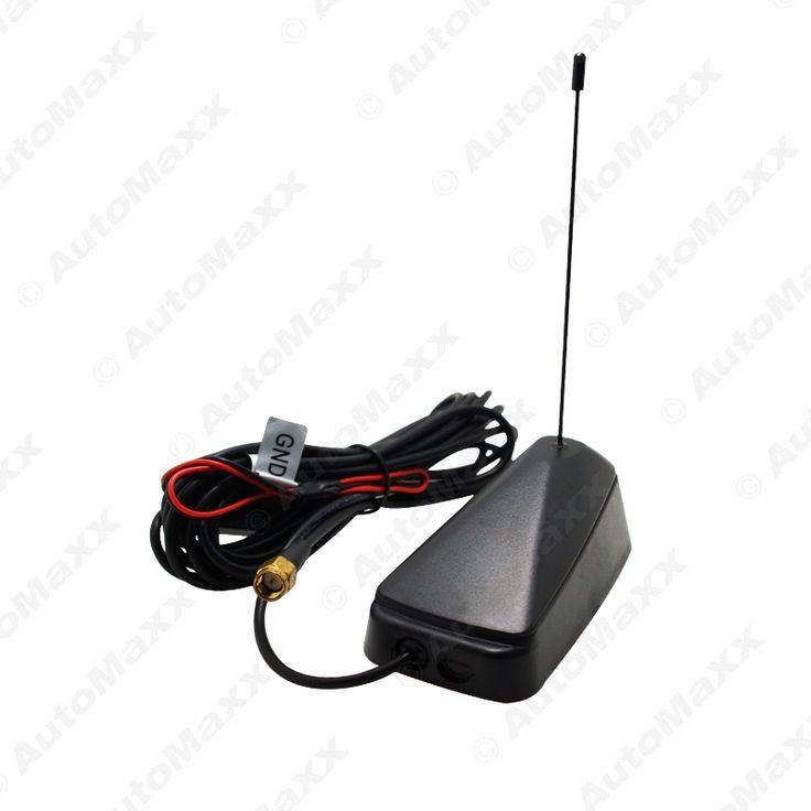 Автомобилей SMA Активная ТЕЛЕВИЗИОННАЯ антенна с встроенным усилителем для цифрового ТВ # J 948 купить на AliExpress