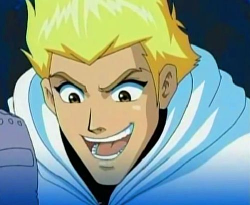 ok but this cutie tho Martin Mystery