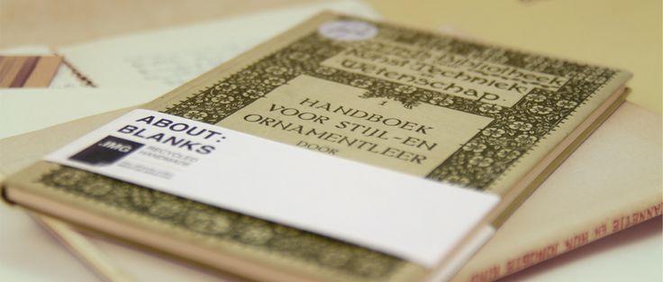 oude boekomslagen worden notitieboekjes