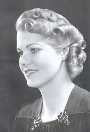 Fine 1000 Ideas About 1930S Hairstyles On Pinterest 1930S Makeup Short Hairstyles Gunalazisus
