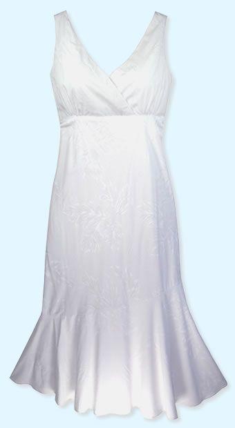 11 best white sundresses images on pinterest costumes for Tropical beach wedding dresses