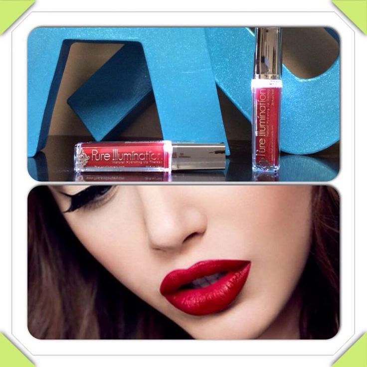 Gloss it up with Russo Red! This a great statement color for a night out.