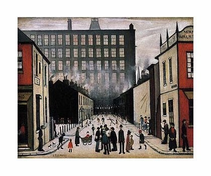Factory L S Lowry