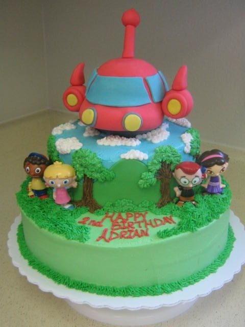 little einsteins cake 23 best images about character birthday cakes on 5557