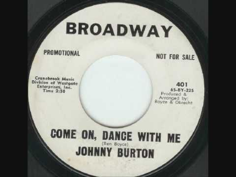 Northern Soul : Popcorn : Johnny Burton : Come On Dance With Me