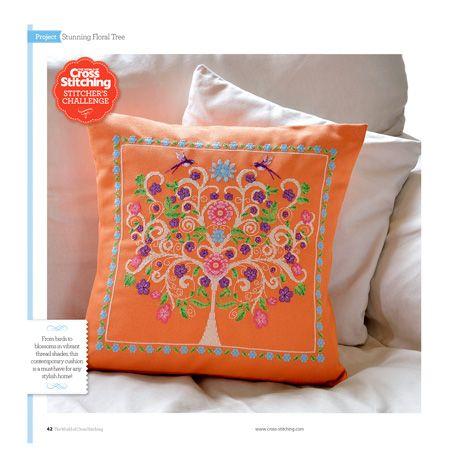 Blog - Cross Stitch Cushion Design