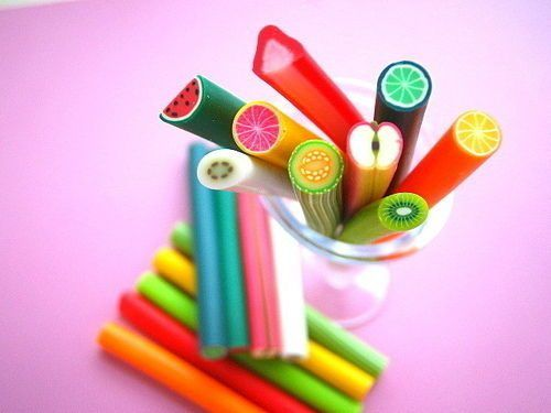 : Colour, Clay, Food Pictures, Colors Candy, Rainbows Candy, Colors Therapy, Fruit Sticks, Rocks Candy, Bright Colors
