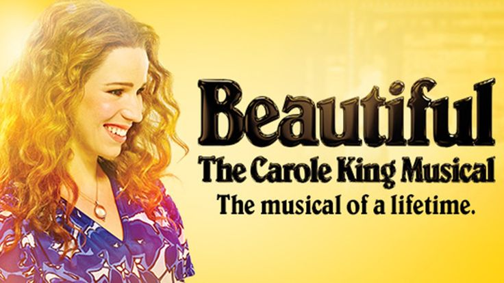 Beautiful: The Carole King Musical now playing at Sydney Lyric. Authorised Ticket Seller is Ticketmaster.