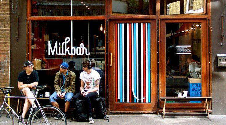 Triptease | Milk Bar | by The Apposite London
