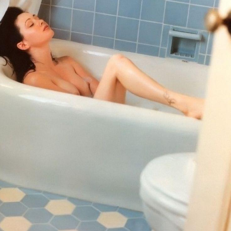 Me! Shannen doherty nude dildo return