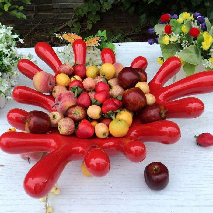 Bubblicious Fruit Bowl. Make A Statement On Your Table With This ...