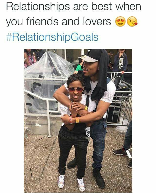 Relationship Goals ✊