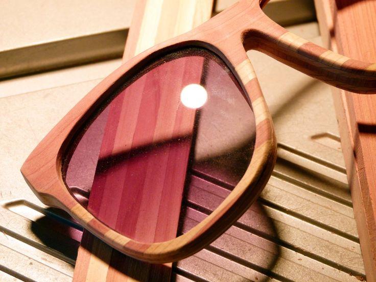 Cool Handmade Wooden Eyewear.  https://www.facebook.com/TommyOwensEyewearInspiration 1161, Graphics Design Inspiration, Daily Inspiration, Image, Abduzeedo, Graphic Design Inspiration, Products Design, Photoshop Tutorials, Sunglasses Huts
