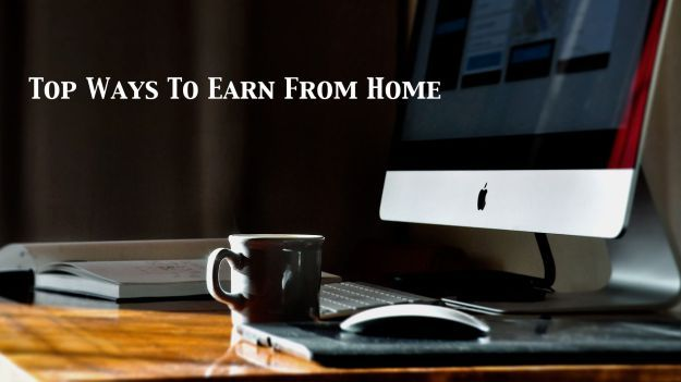 A HUGE list of ways to earn money from your own home!