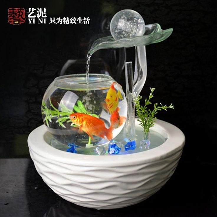 Feng Shui Woonkamer, housewarming huwelijksgeschenken glazen bal ornamenten keramische