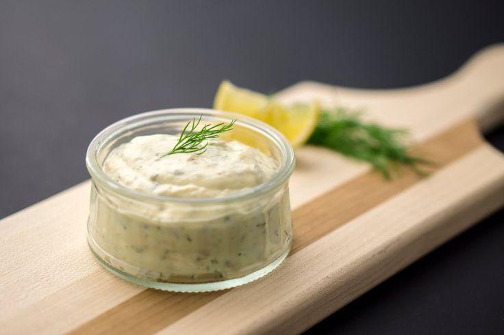 Sauce Tartare wird vor allem in Großbritannien zu Fish
