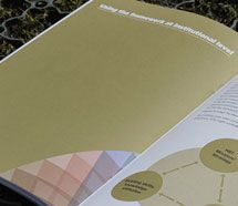 Association of University Administrators' CPD brochure