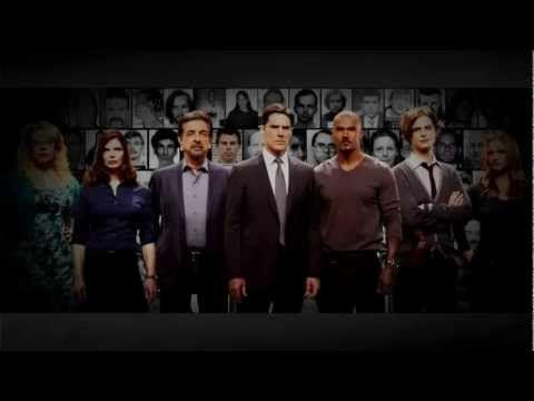Criminal Minds season 8 intro - YouTube