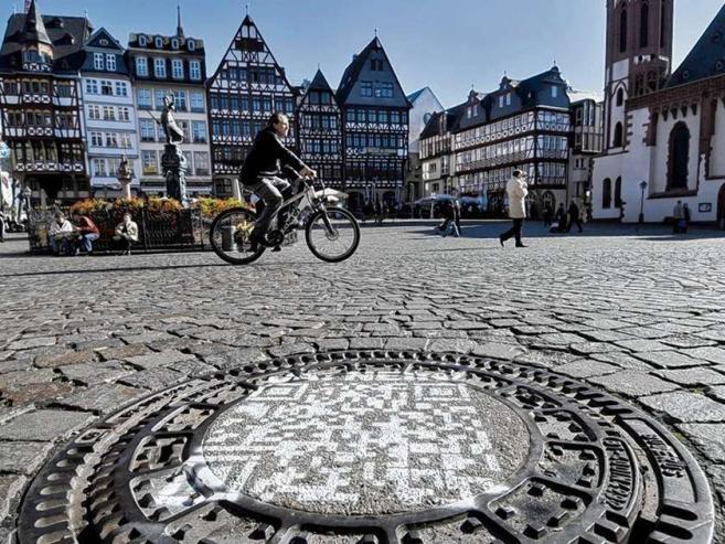 Spectacular Guerilla Marketing SCHIRN Kunsthalle Frankfurt Quelle Bild de http