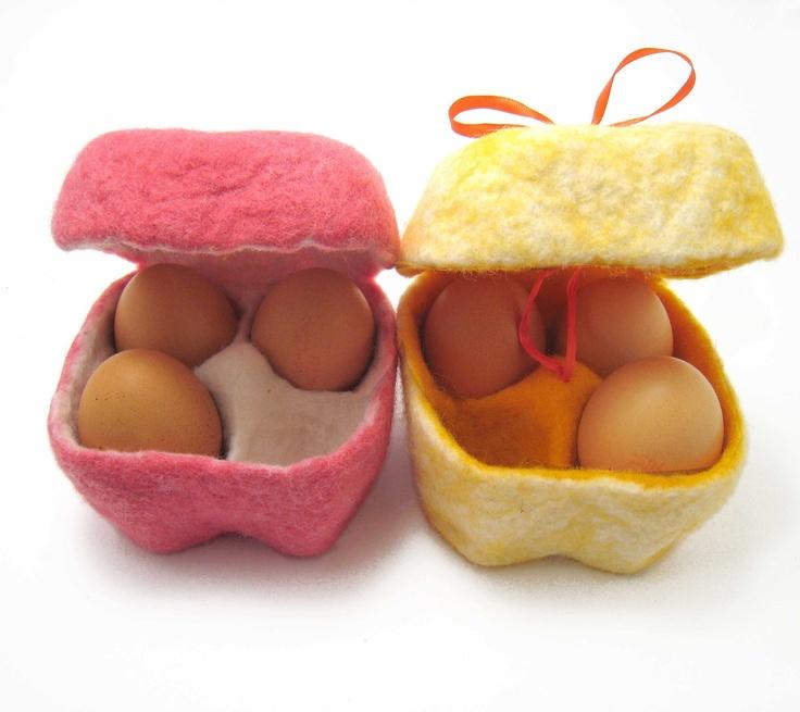 Egg arts crochet eggs egg baskets 175 easter egg basket egg cozy felted egg warmer negle Image collections