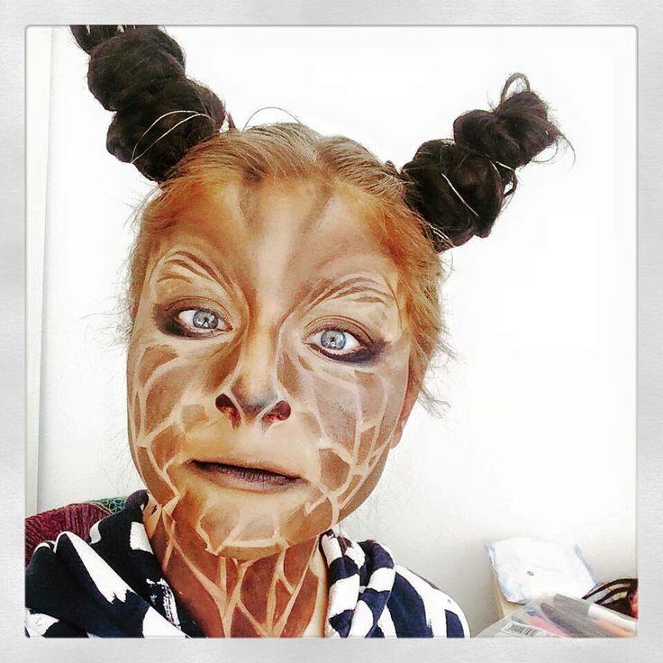 Giraffe - Makeup Tutorial