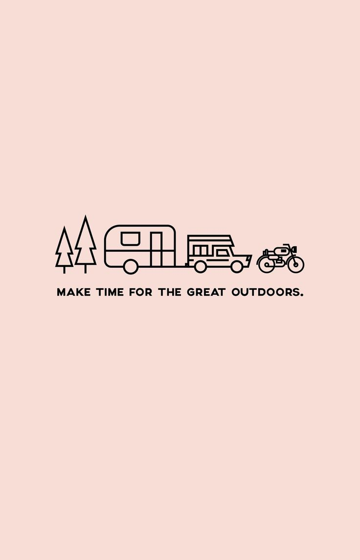 Make time for the great outdoors.