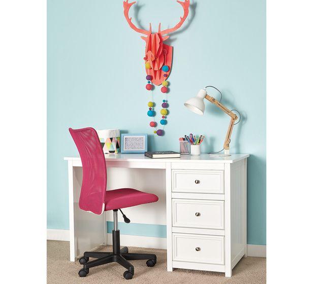 Elegance 3 Drawer Desk. 46 best Fantastic Furniture want images on Pinterest   Office
