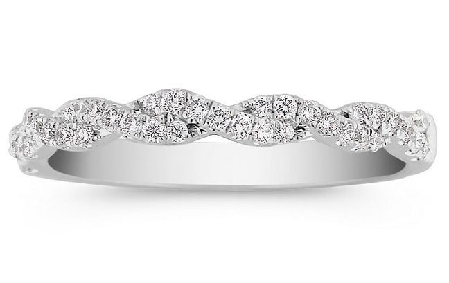 Omg love this wedding band! Would go perfect with the style of the engagement ring that I want!