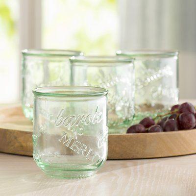 Laurel Foundry Modern Farmhouse Harriett 12 Oz. Stemless Wine Glass