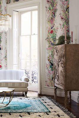 Anthropologie Favorites:: 20% off Anthropologie House and Home: Furniture, Rugs, Bedding, Windows, Lighting, and More (PLUS 40% off sale and FREE SHIPPING for members)