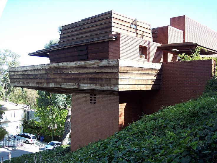 Frank Lloyd Wright Architectural Style 14 best flw - goodrich house images on pinterest | archaeology