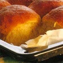 Brytbröd med kesella