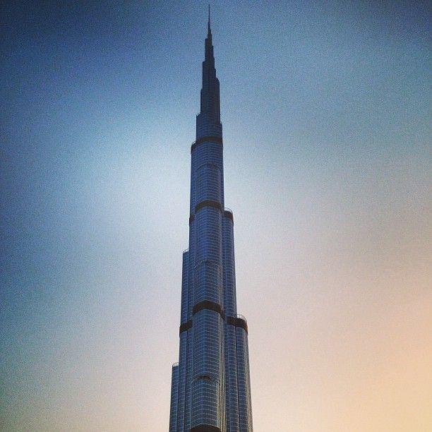 Burj Khalifa   برج خليفة in دبي, دبي