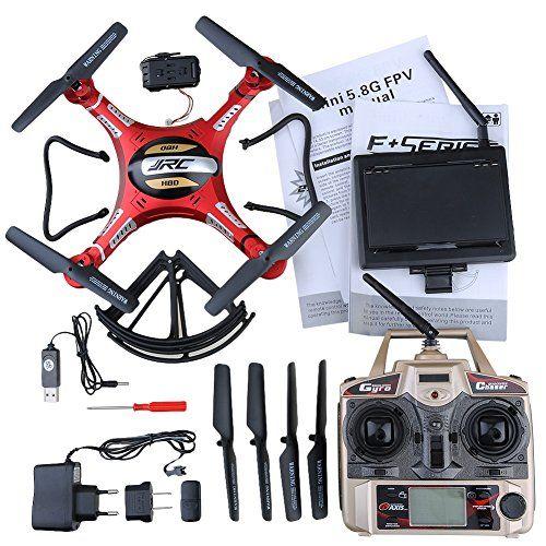 Haibei JJRC H8D Drone Helicóptero de 4 Canales 2.4GHz Gyro RC Quadcopter 5,8 g Imagen Transmisión Rc Exploradores Quad Drone helicóptero con el modo de cámara de 2MP HD sin cabeza FPV - http://www.midronepro.com/producto/haibei-jjrc-h8d-drone-helicoptero-de-4-canales-2-4ghz-gyro-rc-quadcopter-58-g-imagen-transmision-rc-exploradores-quad-drone-helicoptero-con-el-modo-de-camara-de-2mp-hd-sin-cabeza-fpv/