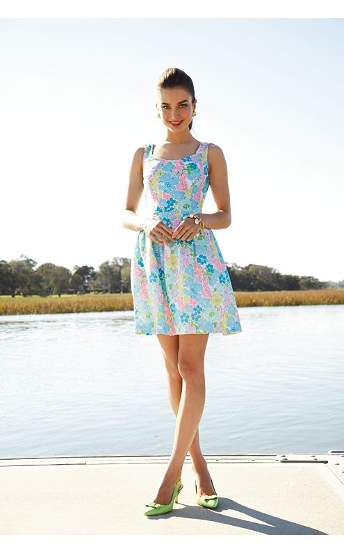 Posey Dress- Lily Pulitzer