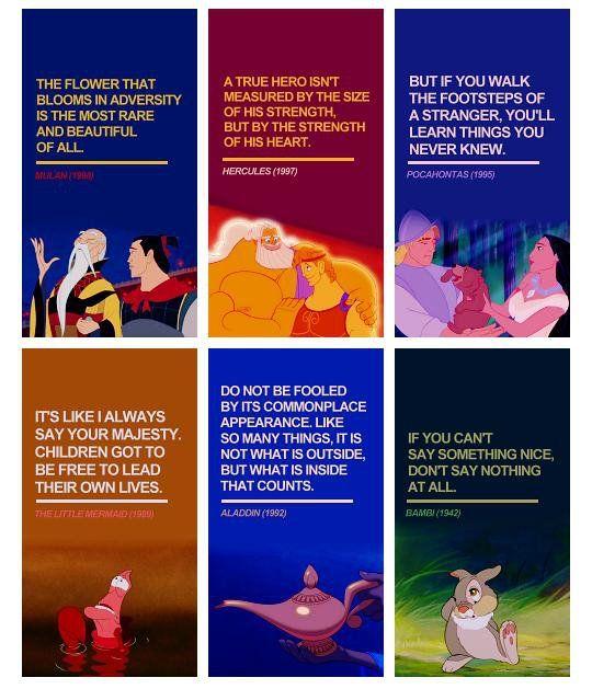 Disney Lessons (: