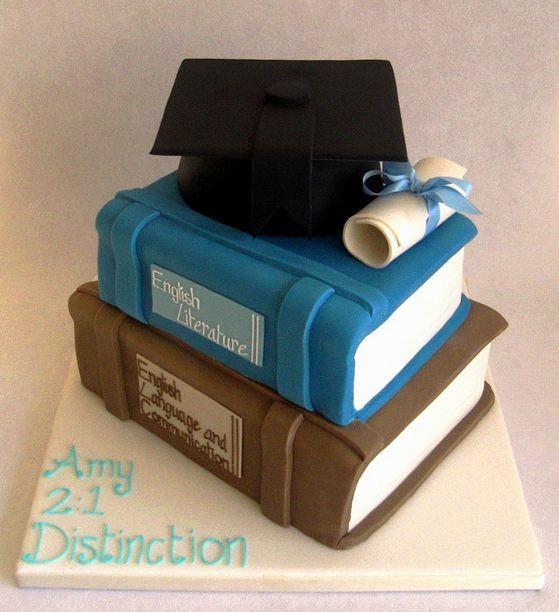 Graduation Book Cake Images : 1000+ ideas about Graduation Cake on Pinterest Cakes ...