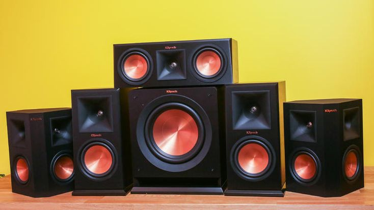 klipsch reference premiere rp 160 home theater system theater home and the o 39 jays. Black Bedroom Furniture Sets. Home Design Ideas