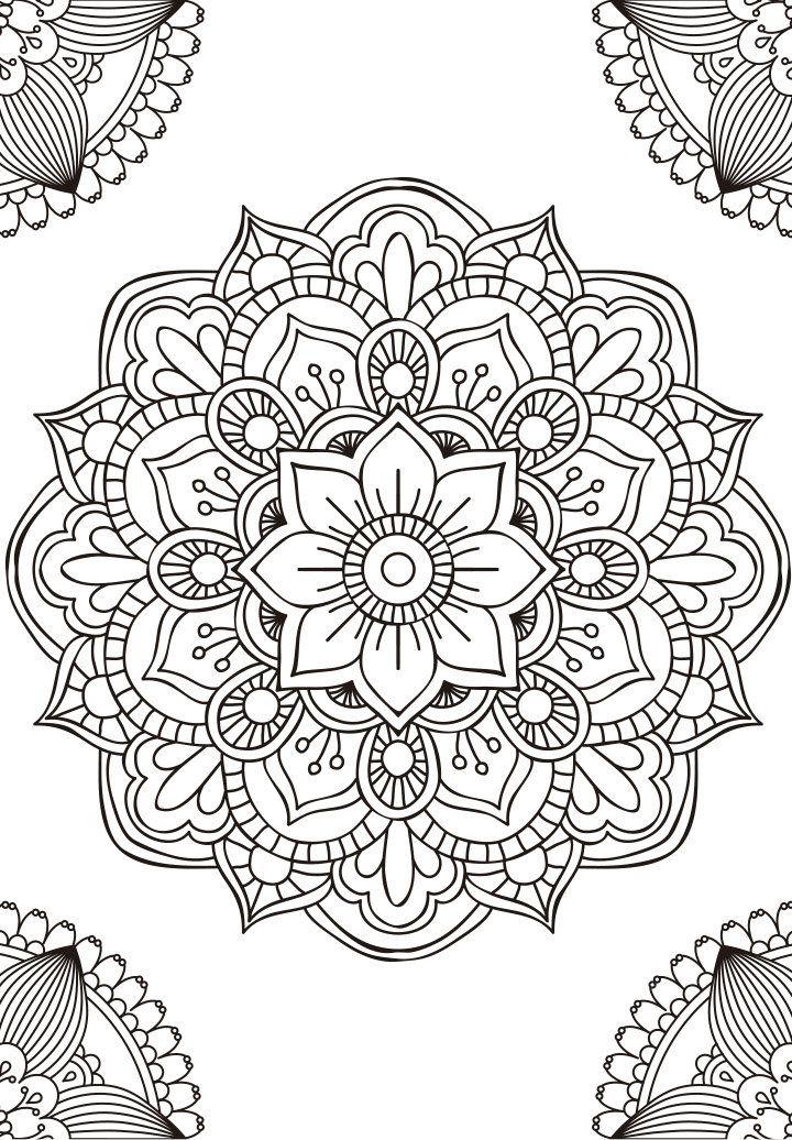 Die Besten 17 Ideen Zu Mandala Design Auf Pinterest