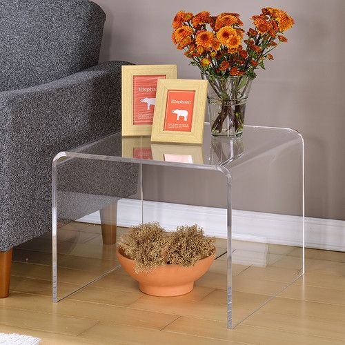 Found it at AllModern - Pure Décor End Table