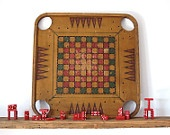 Carrom boards - love them - especially the really old ones!!