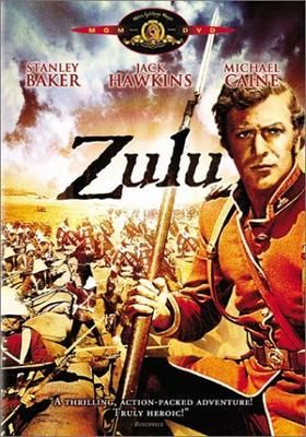 Zulu, one of the best action movies ever filmed, was based on the Battle of Roarke's Drift.  In this battle, a handful of British soldiers held off thousands of Zulu warriors, just after the British slaughter at Islandhawana.
