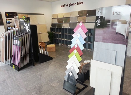 Our new Showroom!