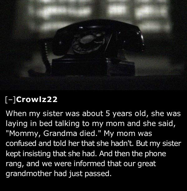 24 More Creepiest Things Kids Have Said
