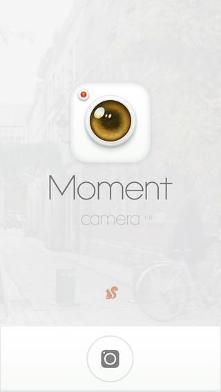 Moment Camera by Sangho Lee