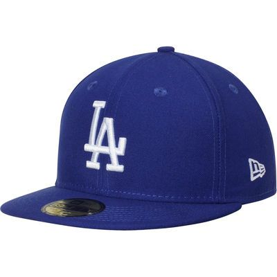 Los Angeles Dodgers New Era Title Detailer 59FIFTY Fitted Hat - Royal