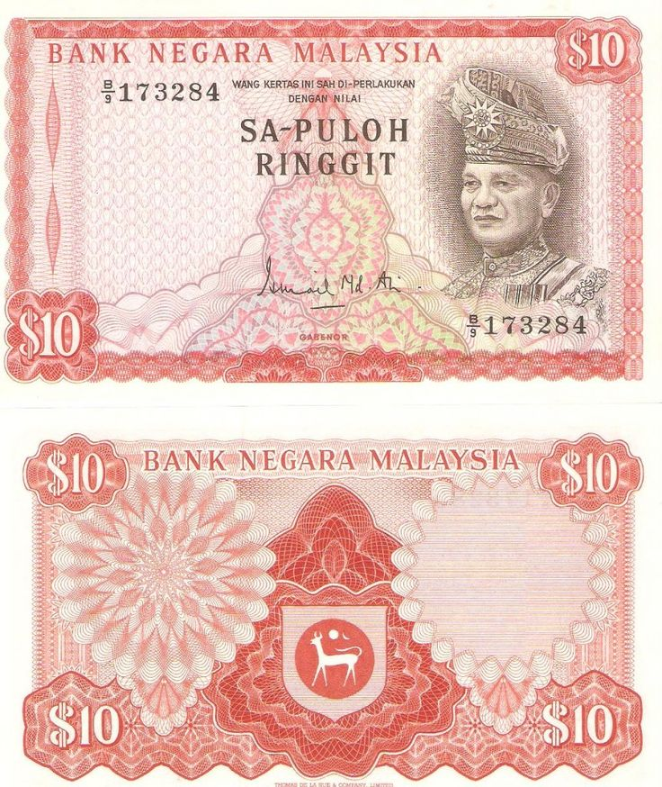 Malaysia money | Old Malaysian Currency