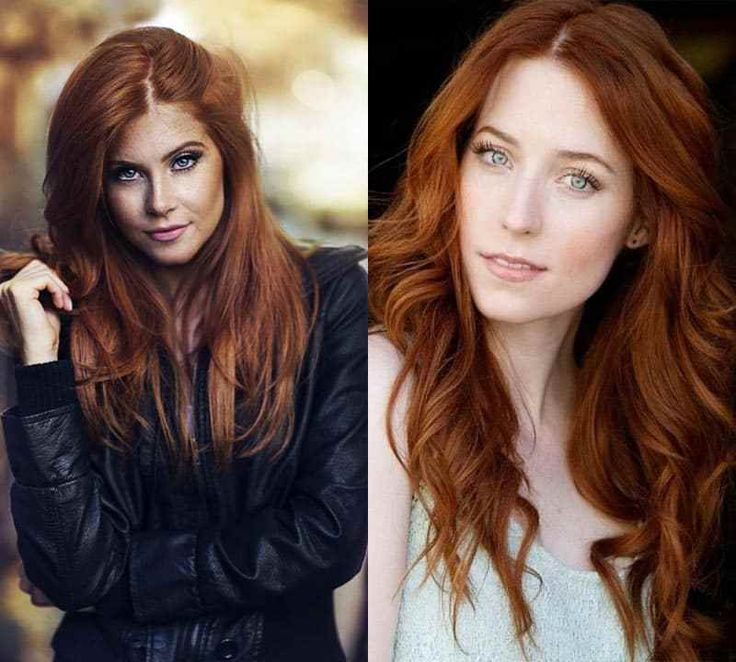 Κόκκινα Mαλλιά: Οι Δημοφιλέστερες Χάλκινες Αποχρώσεις