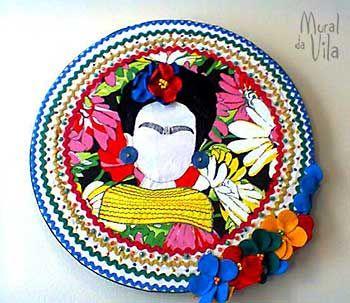 Flores e cores, bom humor e alegria